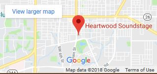 Heartwood Soundstage