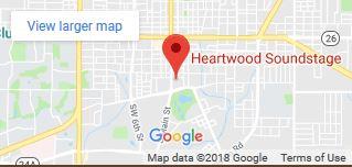 Heartwood Soundstage