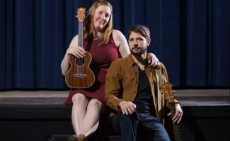 Heartwood Presents Mark Mandeville & Raianne Richards!