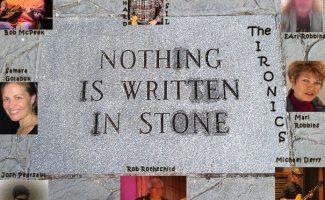 Nothing is Written in Stone 3